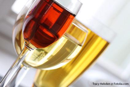 Vin et autres alcool